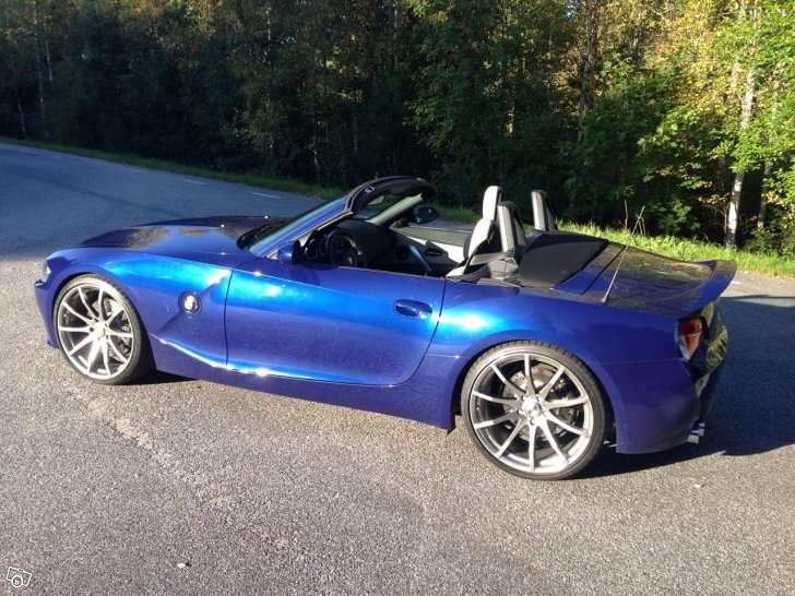 Såhär såg bilen ut när jag köpte den